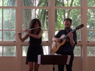 Dúo Tensegridad: Ave María (Schubert)