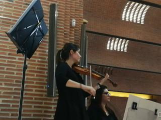 Aria de la Cantata en Sol (J.S.Bach)
