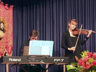Recital de música sacra