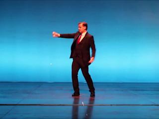 Daniel el mago. Magia de escenario