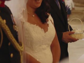 Ceremonia de Jenifer y Jose Luis
