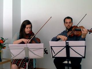 Aria de la Suite en Re nº 3 de J. S. Bach