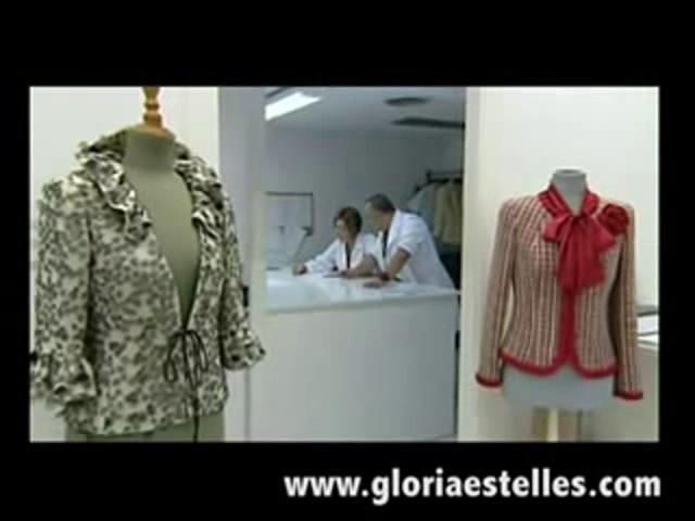 Vestidos madrina gloria estelles