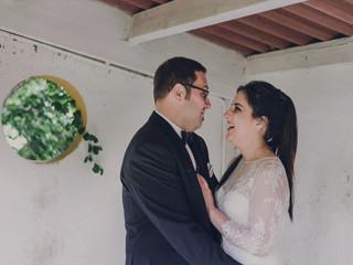 Julio y Raquel. Boda en La Real Labranza de Villasevil