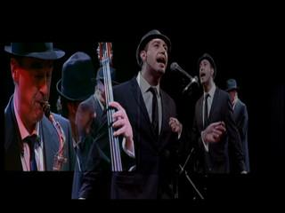 David Dominique Jazz Band interpretando Fly me to the moon