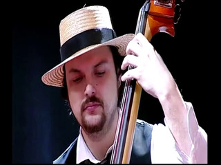 David Dominique Jazz Band en sexteto Dixie