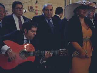 Avance de la boda de Isabel + Juan