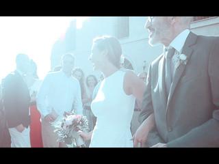 Mini Trailer de la boda de Bea & Josep