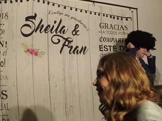 boda sheila y fran