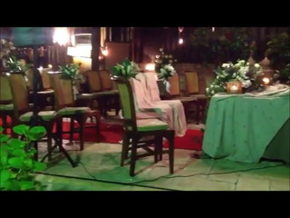 Vídeo ceremonia jardín