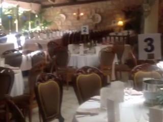 Vídeo del comedor de bodas