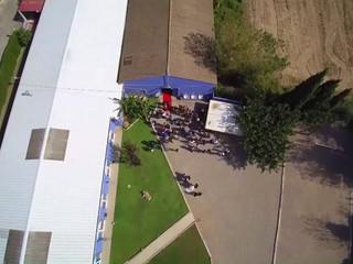 Demo Dron Temporada 2015