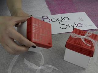 Invitación caja receta de amor 39119