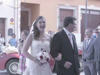 Corto de la boda de Antonio y Noelia