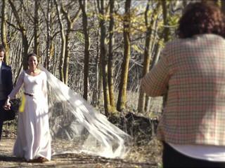 Making of Ana Porras fotos y bodas