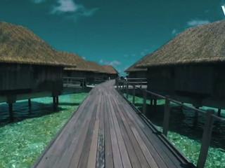 Maldivas, paraíso tropical