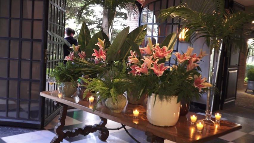 Velas vaso iluminando la villa del mentidero jam - Proveedores de velas ...