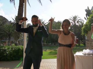 Trailer de la boda de Carmen y Diego