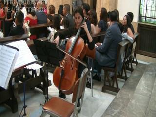 Preludio de la suite número 1 de Bach
