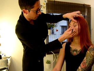 Maquillaje - Tony Espada