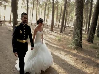 Tráiler boda Ainhoa y David