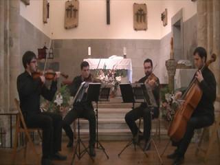 Cantata 147 Bach - Cuarteto de cuerda Asturias