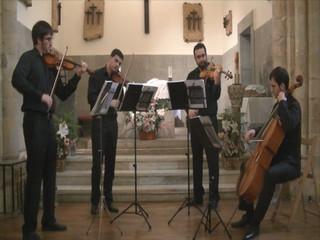Canon de Pachelbel - Cuarteto de cuerda Asturias