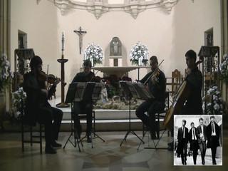 Yesterday (The Beatles) - Cuarteto de cuerda Asturias