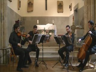 Ave Verum Corpus, Cuarteto de cuerda Asturias