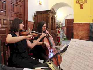 Hasta mi final (violín, cello, piano)