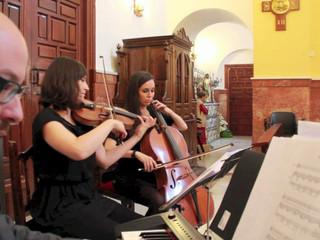 Hallelujah de Leonard Cohen (violín, cello y piano)