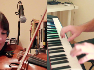 I'm yours (piano-violin)