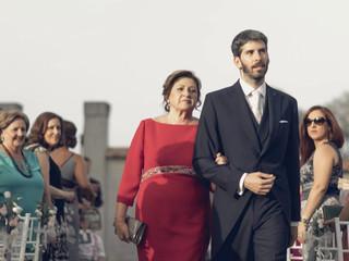 La boda de Estefanía y Luis