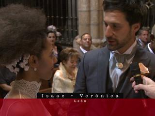 Isaac y Verónica: Capítulo 2 – Gracias