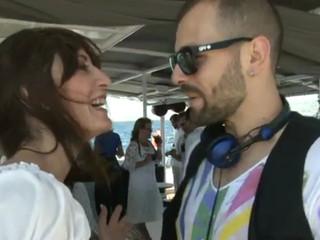 Acompañado de TV1 Comando Actualidad - Boat Wedding Ibiza