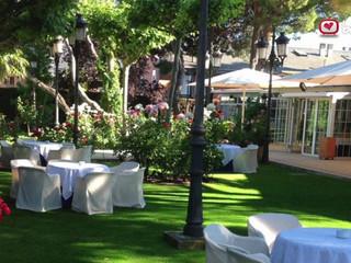 Restaurante El Jardin Del Mesonero