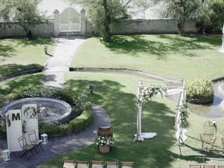 Wedding Villa La Tosca. Arcachon Bay.