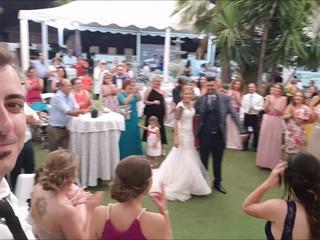 Baile de los novios (cóctel)