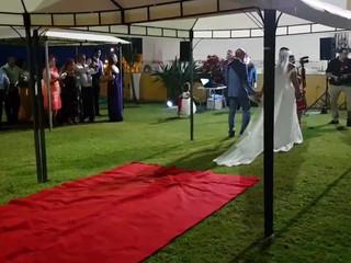 Ceremonia canción de entrada