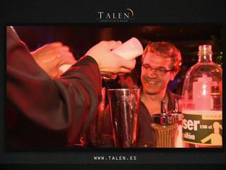 Flair-Bartender - Sergio Alba
