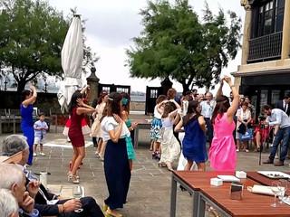 Flash Mob en Hotel Embarcadero