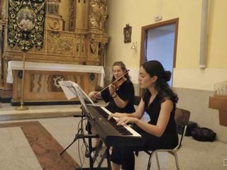 Halo beyonce. Violín y piano.
