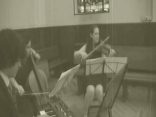 Trío violín, cello y piano. Hasta mi final, Il Divo