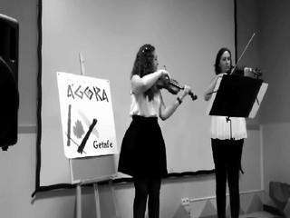 Dúo de violines. Eleanor Rigby