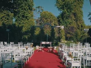 Ceremonia en Fuentearcos