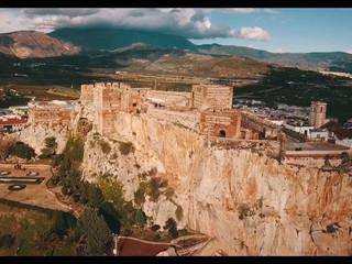 El Castillo y el Peñón Salobreña