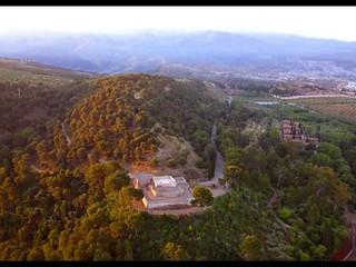 La Alhambra y la Abadía de Sacromonte