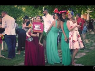 Reportaje de vídeo de una boda en Vitoria