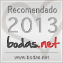 Recommended by bodas.net