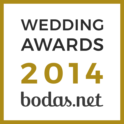 Jossa2, ganador Wedding Awards 2014 bodas.net